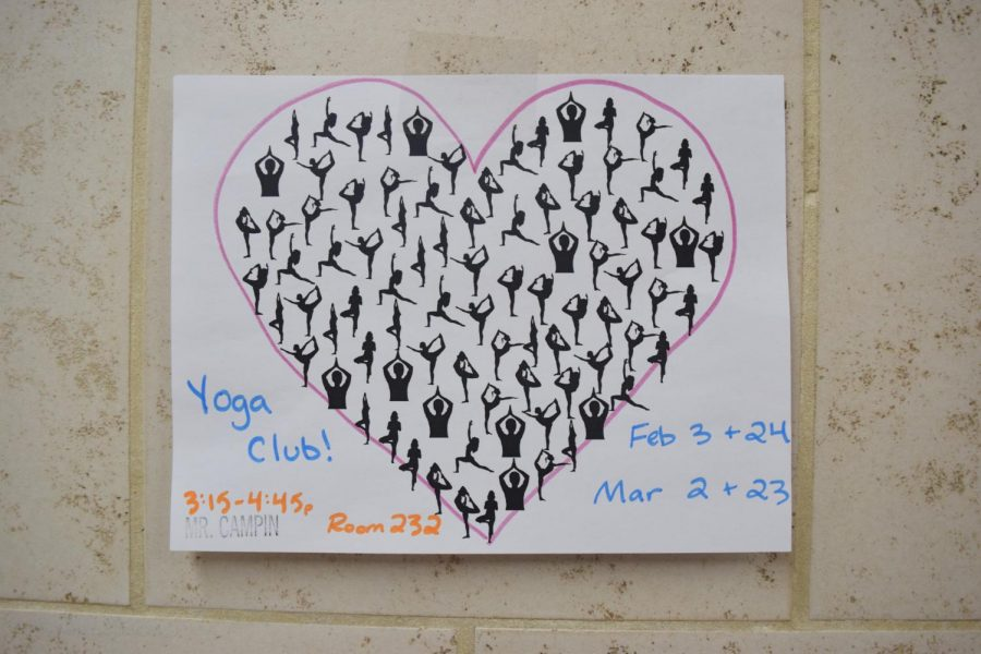 Join the Yoga Club