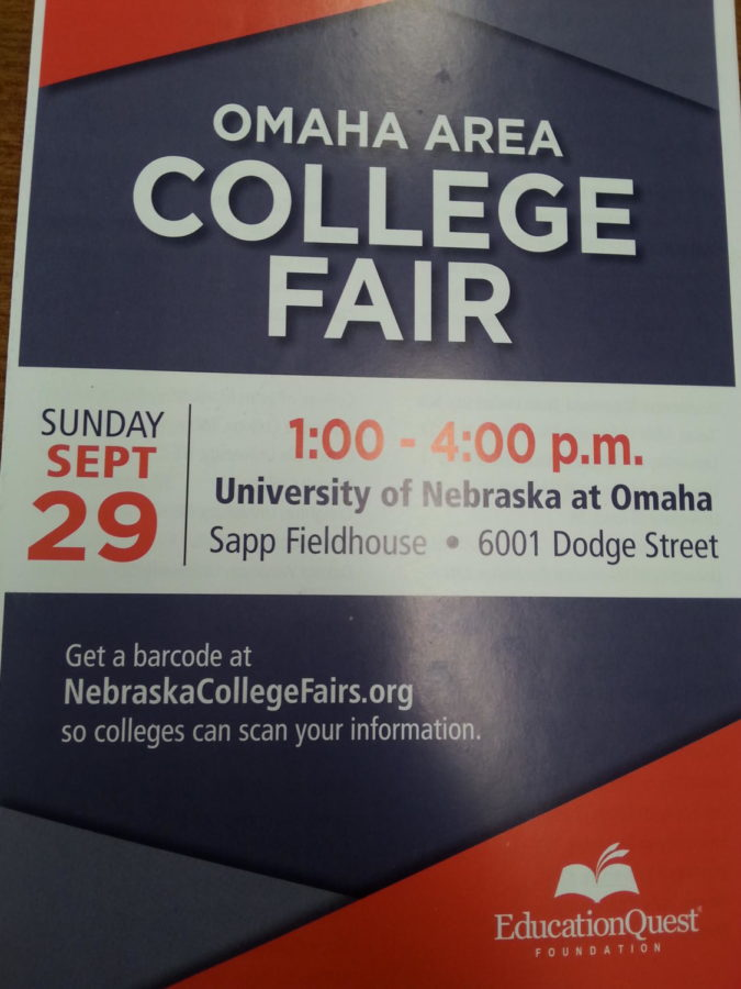 Omaha College Fair Is Here